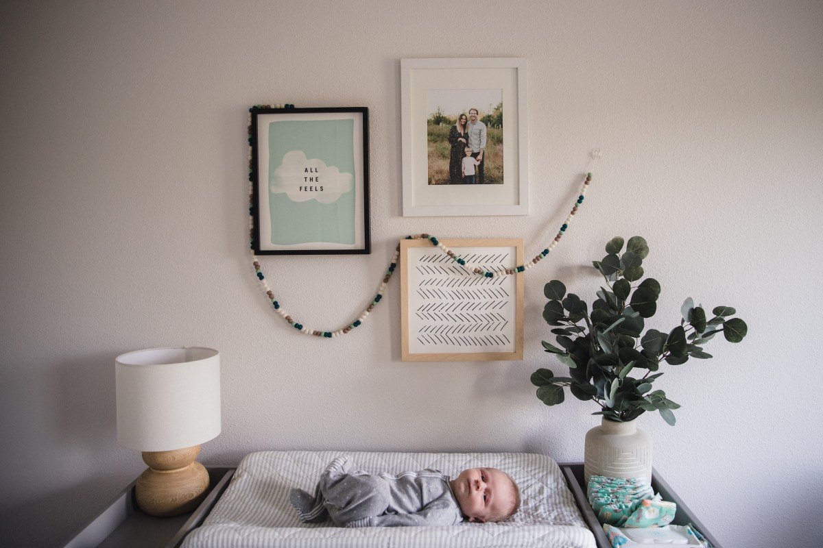 Why I Turned to Minted for Palmer's Nursery